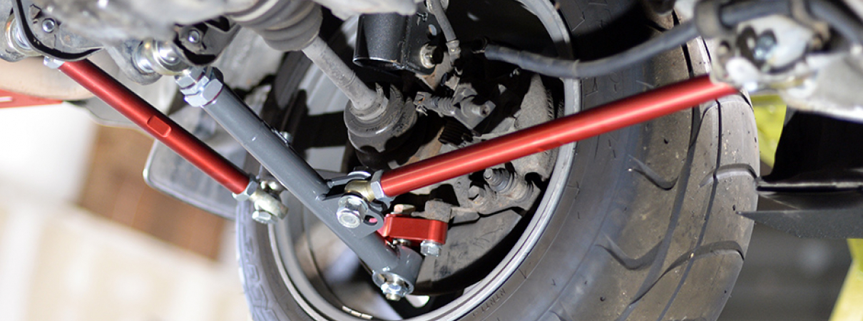Rear Lower Control Arms And Trailing Arms The 1988 And
