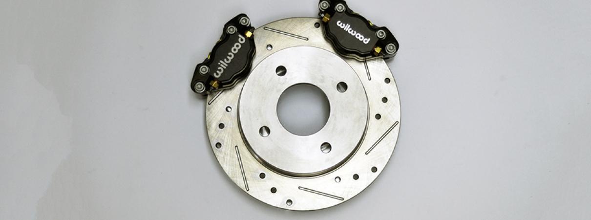 Quad Caliper Brackets for RA40 Celica/Supra | Techno Toy Tuning