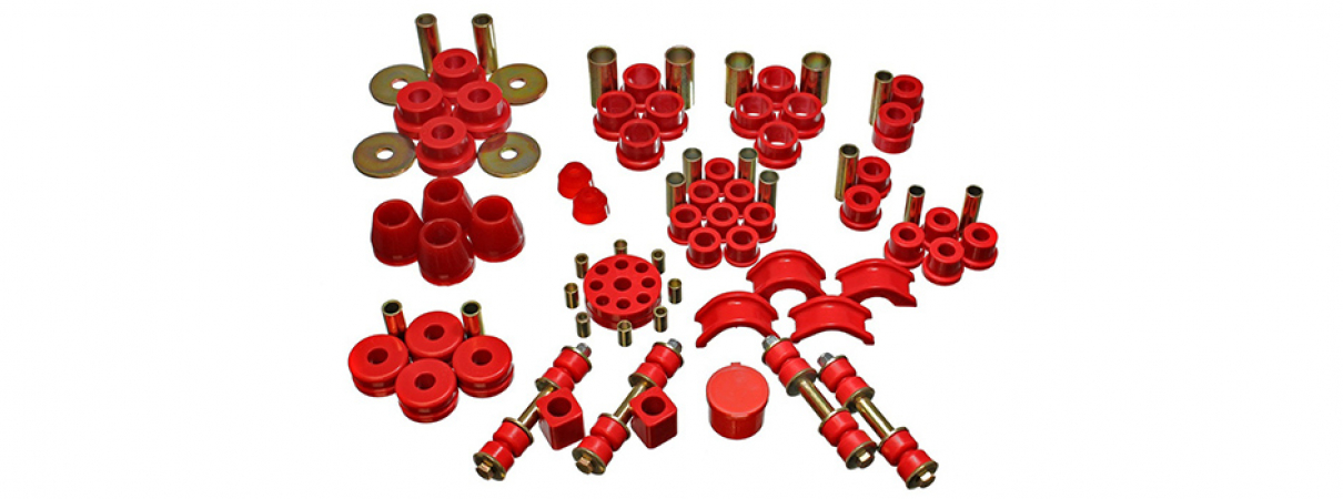 Prothane Total Bushing Kit for the 240Z | Techno Toy Tuning