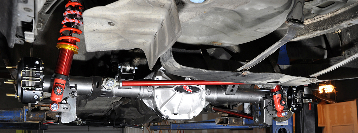Weld On Mounts For Ae86 Celica And Ford 8 8 Rear End Swap